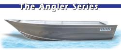 2017 - Gregor Boats - Angler 16