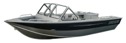 2018 - Gregor Boats - Osprey 17 Walk-Thru