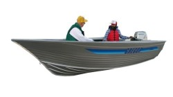2019 - Gregor Boats - Alaskan  Baja 16