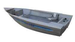 2020 - Gregor Boats - Alaskan  Baja 16