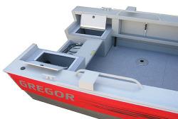 2020 - Gregor Boats - Eagle 20 Walk-Thru