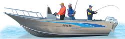 Gregor Boats Ocean 20 Center Console Boat