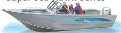 Gregor Boats Super Sea Hawk 19 Center Console Boat