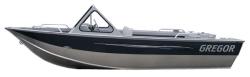 Gregor Boats Osprey 17 Multi-Species Fishing Boat