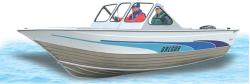 Gregor Boats Eagle 17 Utility Boat