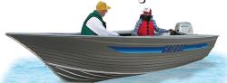 Gregor Boats AB-17 Utility Boat