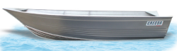Gregor Boats A-17 Utility Boat