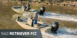 2022 Crestliner Boats 1660 Retriever FCC Muncy PA