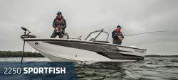 2022 Crestliner Boats 2250 Sportfish Muncy PA