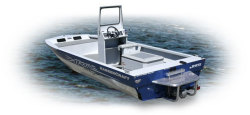 Harber Craft - 1875 Extreme Shallow J MAX Center Console