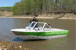 2012 - Harber Craft - 2075 Extreme Duty