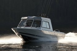 2012 - Harber Craft - 2425 HT Kingfisher
