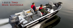 2012 - Harber Craft - 1825 Trio Side Console