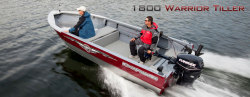 2012 - Harber Craft - 1800 Warrior Tiller