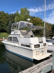 1986 - Chris Craft - 362 Catalina Double Cabin