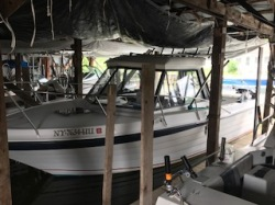 2001 - Penn Yan Boats - 267 Sea-Tracker