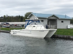 2000 - Baha Cruiser Boats - 270 King Cat