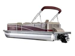 2009 - Harris FloteBote - Grand Mariner 230 SE