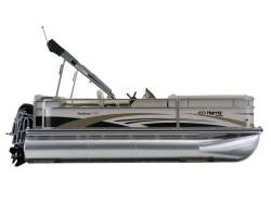 2009 - Harris FloteBote - Sunliner 180