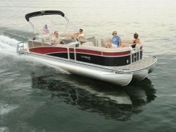 2010 - Harris FloteBote - Grand Mariner 240