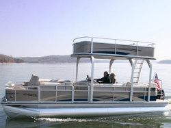 2010 - Harris FloteBote - Super Sunliner LX 250 Suntop