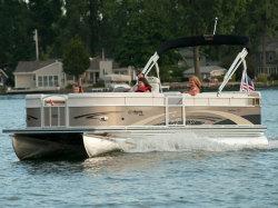 2010 - Harris FloteBote - Sunliner 220