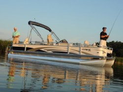 2010 - Harris FloteBote - Fisherman 230