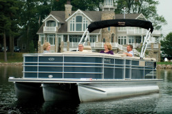 2011 - Harris FloteBote - Royal Heritage 250