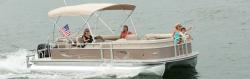 2011 - Harris FloteBote - Sunliner 180