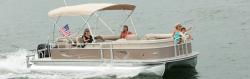 2011 - Harris FloteBote - Sunliner 220
