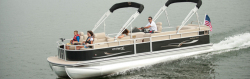 2011 - Harris FloteBote - Sunliner 240