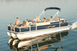 2011 - Harris FloteBote - Fisherman 230