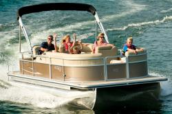 2011 - Harris FloteBote - Cruiser CX 240