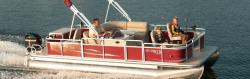 2011 - Harris FloteBote - Cruiser CX 200