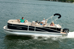 2012 - Harris FloteBote - Grand Mariner 250