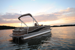 2012 - Harris FloteBote - Grand Mariner 230 SEL