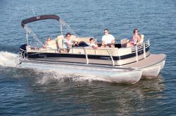 2012 - Harris FloteBote - Solstice 250