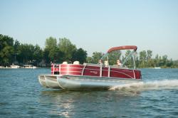 2012 - Harris FloteBote - Sunliner FS 220