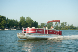 2012 - Harris FloteBote - Sunliner FS 240