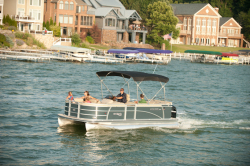2012 - Harris FloteBote - Sunliner 200