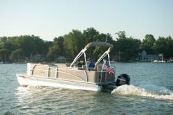 2012 - Harris FloteBote - Sunliner FC 240