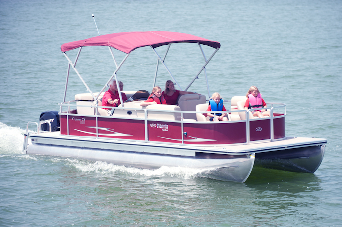Research 2012 Harris Flotebote Cruiser Cx 220 On
