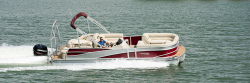 2013 - Harris FloteBote - Grand Mariner SL 250