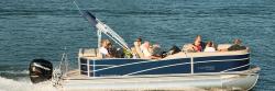 2013 - Harris FloteBote - Grand Mariner 250