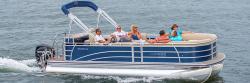2013 - Harris FloteBote - Solstice 240