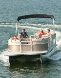 2013 -  Harris FloteBote - Cruiser 200