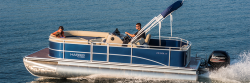 2013 - Harris FloteBote - Cruiser 220