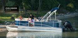 2014 - Harris FloteBote - Cruiser 220