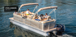 2014 - Harris FloteBote - Cruiser 240