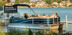 2014 - Harris FloteBote - Grand Mariner 230